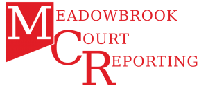 Meadowbrook Court Reporting